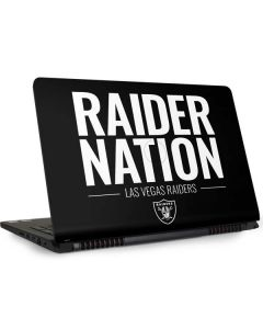 Las Vegas Raiders Team Motto Dell Inspiron Skin
