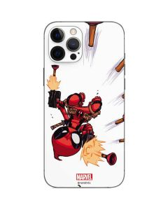 Deadpool Baby Fire iPhone 12 Pro Max Skin