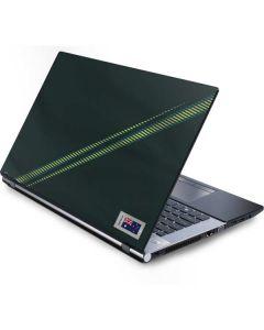 Australia Soccer Flag Generic Laptop Skin