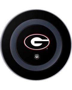 University of Georgia Logo Wireless Charger Skin
