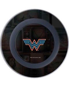 Wonder Woman Neon Wireless Charger Skin