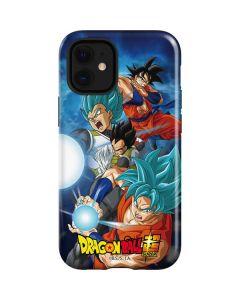 Goku Vegeta Super Ball iPhone 12 Mini Case