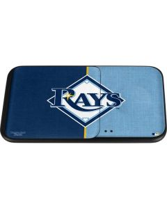 Tampa Bay Rays Split Wireless Charger Duo Skin