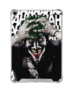 The Joker Insanity iPad Air 10.9in (2020) Clear Case
