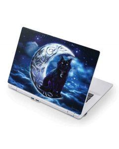Celtic Black Cat Acer Chromebook Skin