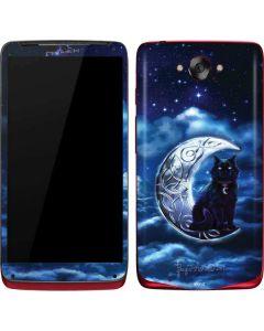 Celtic Black Cat Motorola Droid Skin
