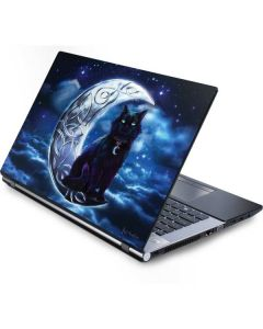 Celtic Black Cat Generic Laptop Skin