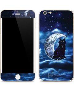 Celtic Black Cat iPhone 6/6s Plus Skin