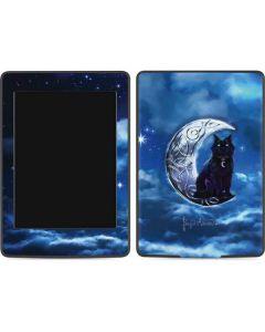 Celtic Black Cat Amazon Kindle Skin