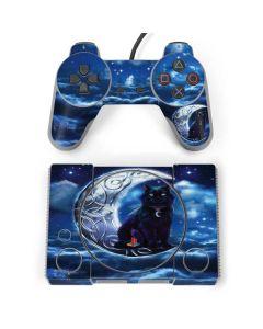 Celtic Black Cat PlayStation Classic Bundle Skin