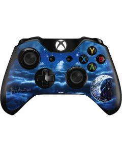 Celtic Black Cat Xbox One Controller Skin