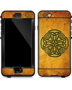 Celtic Cross LifeProof Nuud iPhone Skin