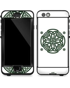 Celtic Cross on White LifeProof Nuud iPhone Skin