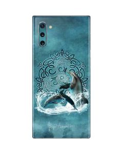 Celtic Dolphin Galaxy Note 10 Skin