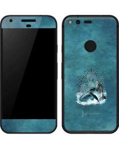 Celtic Dolphin Google Pixel Skin