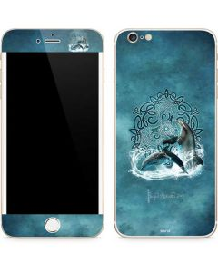 Celtic Dolphin iPhone 6/6s Plus Skin