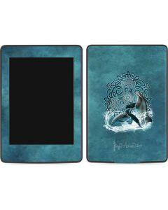 Celtic Dolphin Amazon Kindle Skin