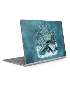 Celtic Dolphin Surface Book 2 15in Skin