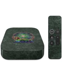 Celtic Dragon Apple TV Skin
