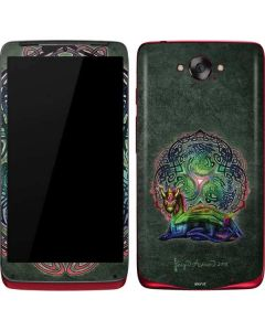 Celtic Dragon Motorola Droid Skin