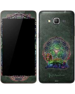 Celtic Dragon Galaxy Grand Prime Skin