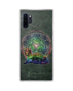 Celtic Dragon Galaxy Note 10 Plus Clear Case