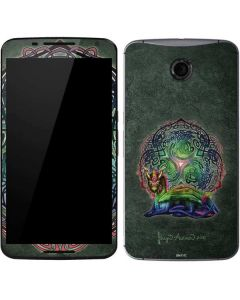 Celtic Dragon Google Nexus 6 Skin