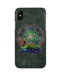 Celtic Dragon iPhone XS Max Lite Case