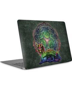 Celtic Dragon Apple MacBook Air Skin