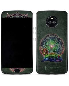 Celtic Dragon Moto X4 Skin