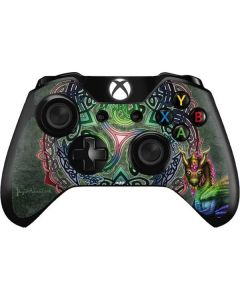 Celtic Dragon Xbox One Controller Skin