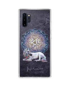 Celtic Unicorn Galaxy Note 10 Plus Clear Case