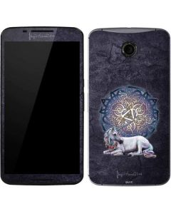 Celtic Unicorn Google Nexus 6 Skin