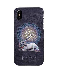 Celtic Unicorn iPhone XS Max Lite Case