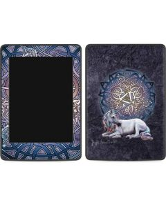 Celtic Unicorn Amazon Kindle Skin