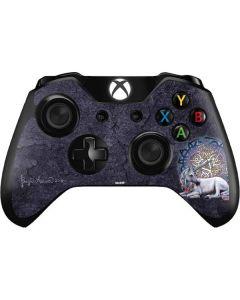 Celtic Unicorn Xbox One Controller Skin