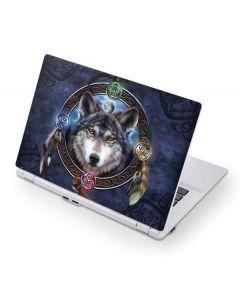 Celtic Wolf Guide Acer Chromebook Skin