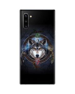 Celtic Wolf Guide Galaxy Note 10 Skin