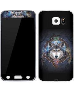 Celtic Wolf Guide Galaxy S6 Skin