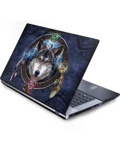 Celtic Wolf Guide Generic Laptop Skin
