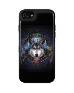 Celtic Wolf Guide iPhone SE Wallet Case