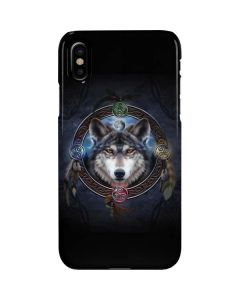 Celtic Wolf Guide iPhone XS Max Lite Case