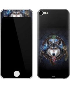 Celtic Wolf Guide Apple iPod Skin