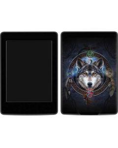 Celtic Wolf Guide Amazon Kindle Skin