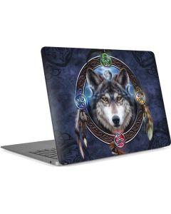 Celtic Wolf Guide Apple MacBook Air Skin
