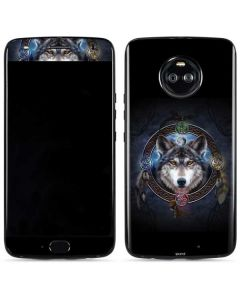 Celtic Wolf Guide Moto X4 Skin