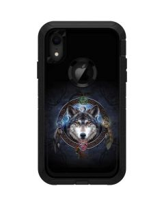 Celtic Wolf Guide Otterbox Defender iPhone Skin