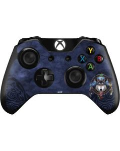 Celtic Wolf Guide Xbox One Controller Skin