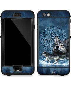 Celtic Wolf LifeProof Nuud iPhone Skin