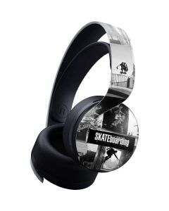 TransWorld SKATEboarding Magazine PULSE 3D Wireless Headset for PS5 Skin